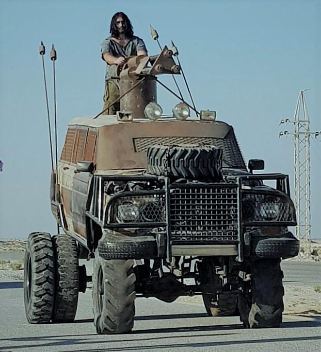 tank mad x